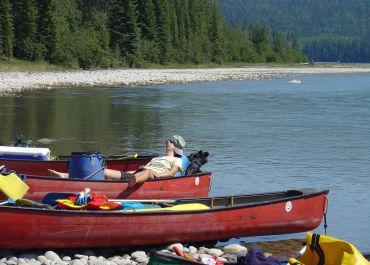 canoe trip, Canada, canoe trip, wilderness camping
